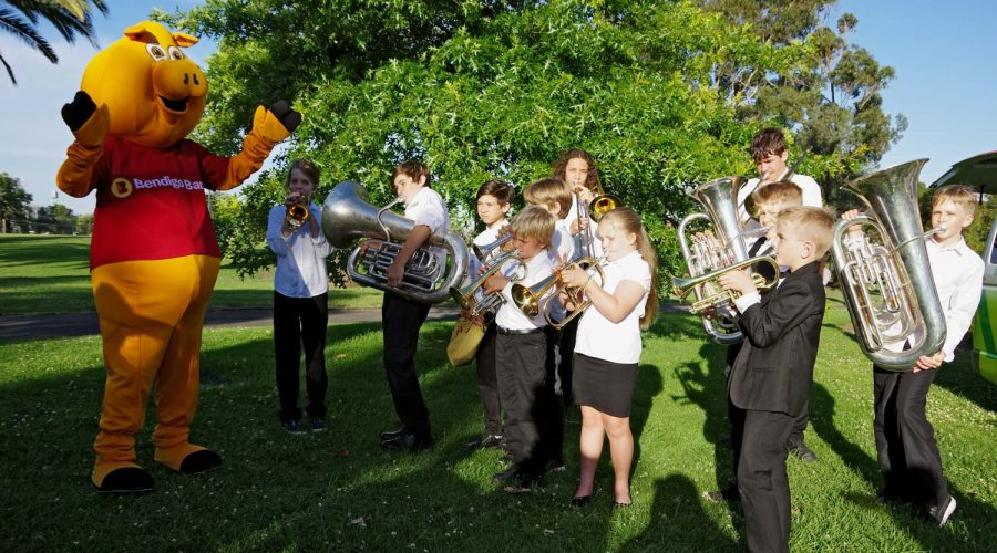 Hyde St Youth Band